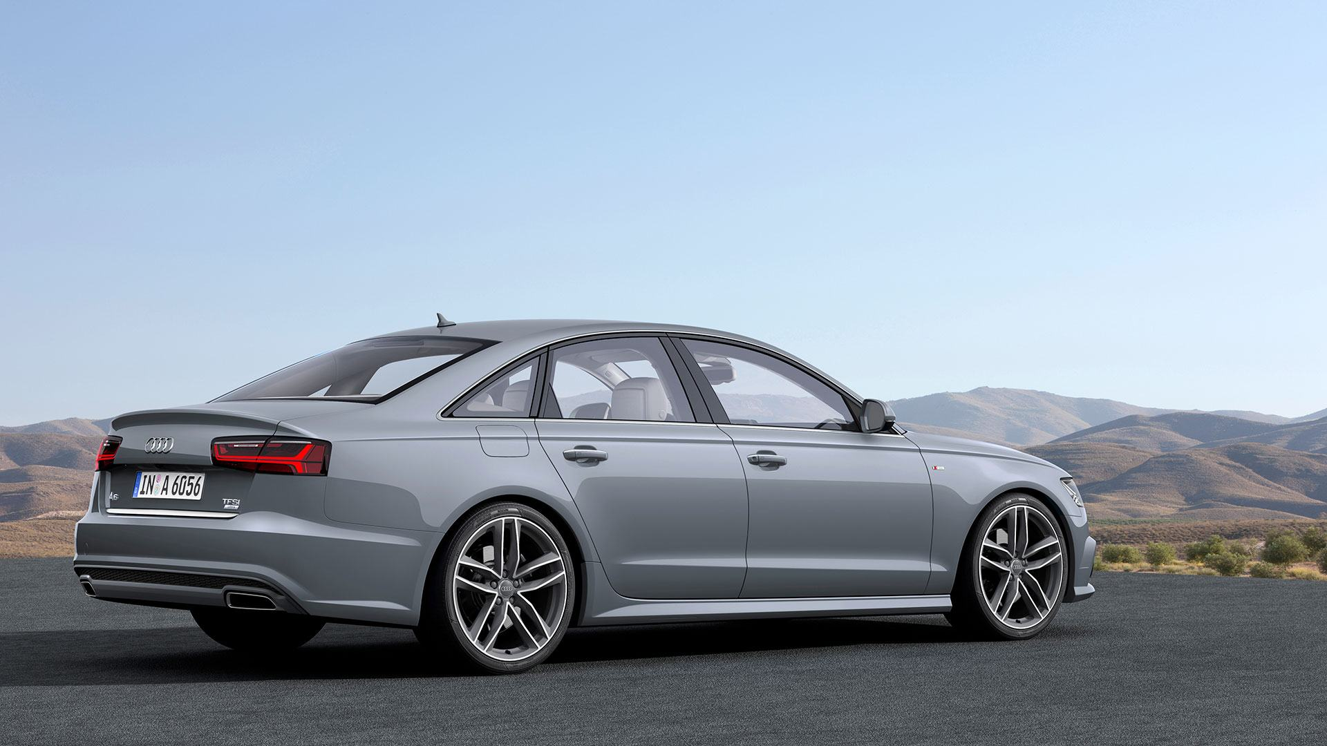 Audi Langley - Exquisite quality