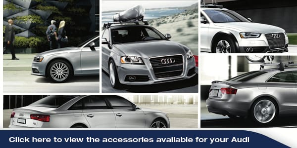 Click to Browse Audi Accessories